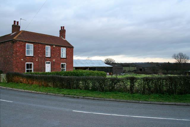 Dale Farm on Grange Lane