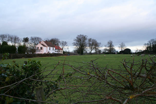 Hall Farm Cottages, South Kelsey