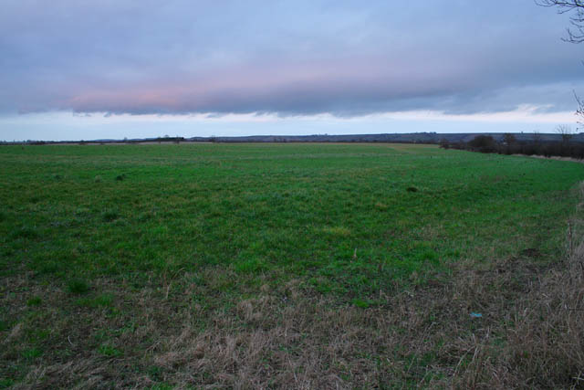 More farmland at North Owersby