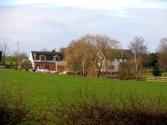 Harborough Farm buildings