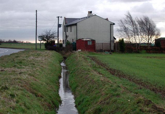 Haverfield Lodge, Welwick