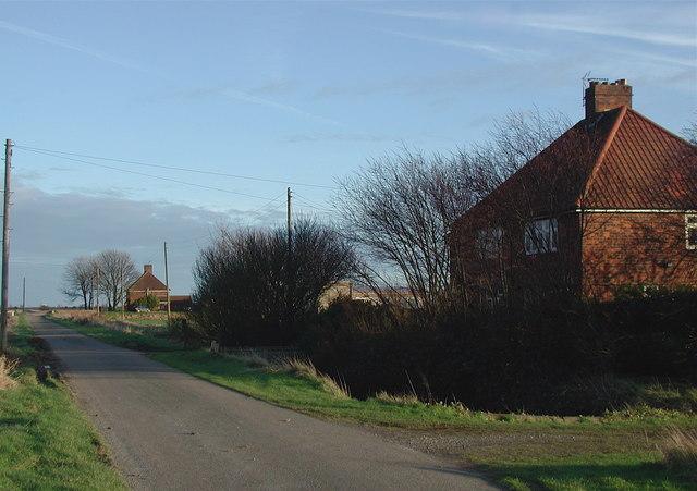 Stray Road, Sunk Island