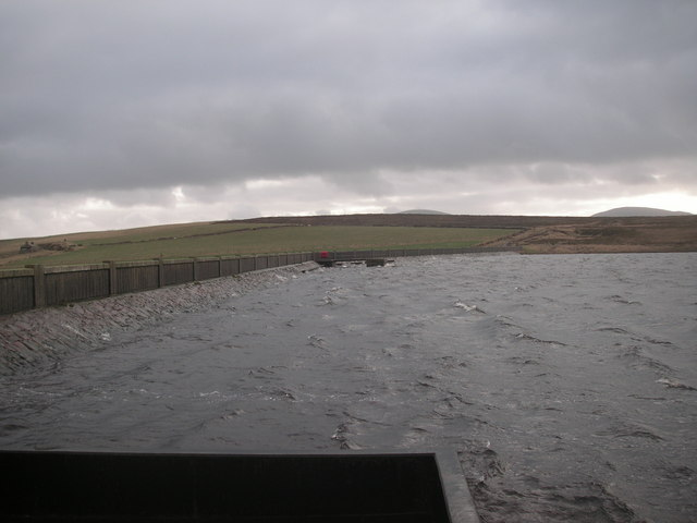 Stromness reservoir