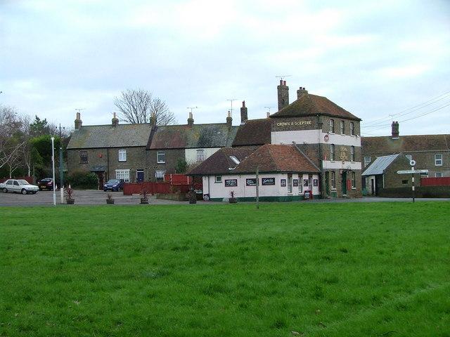 Acol Village Green and Pub