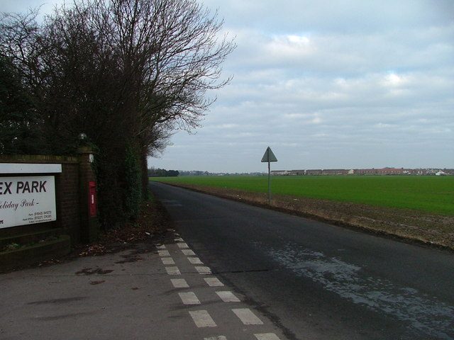 Quex park gate rick ryder geograph britain and ireland for Quax parc