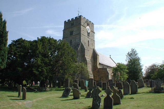 All Saints, Brenchley, Kent