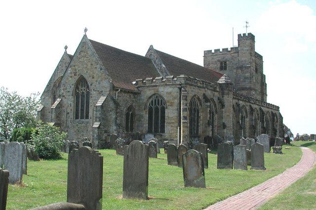 St Mary, Goudhurst, Kent