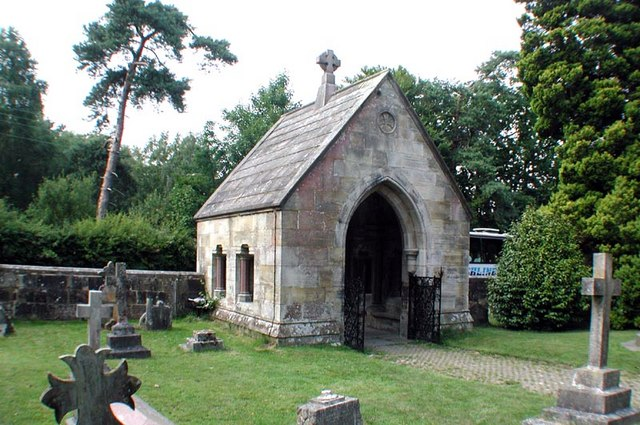 Christ Church, Kilndown, Kent - Lychgate