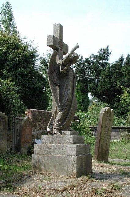 St Mary, Lamberhurst, Kent - Churchyard