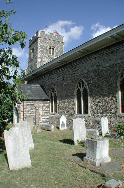 St Peter & St Paul, Milton, Gravesend, Kent