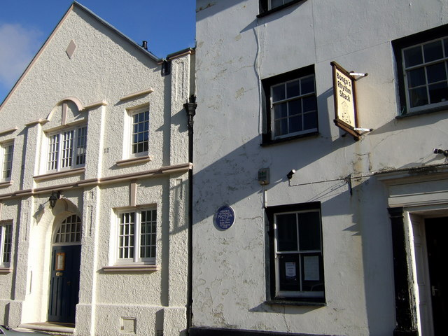 "Birthplace of  ""Wellington's Welsh general"""