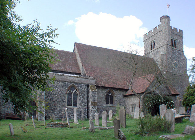 St Peter & St Paul, Shorne, Kent