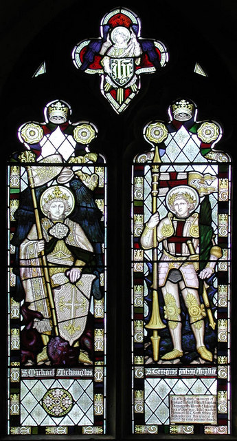 St Peter & St Paul, Shorne, Kent - Window