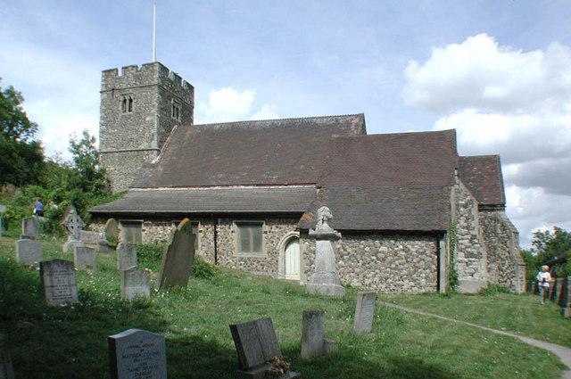 St Michael, Cuxton, Kent