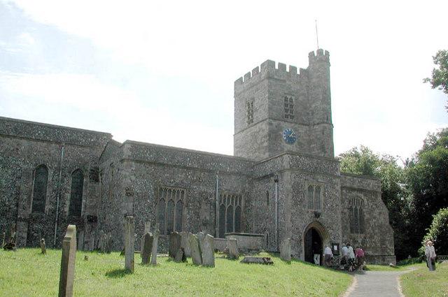 St Mary Magdalene, Cobham, Kent
