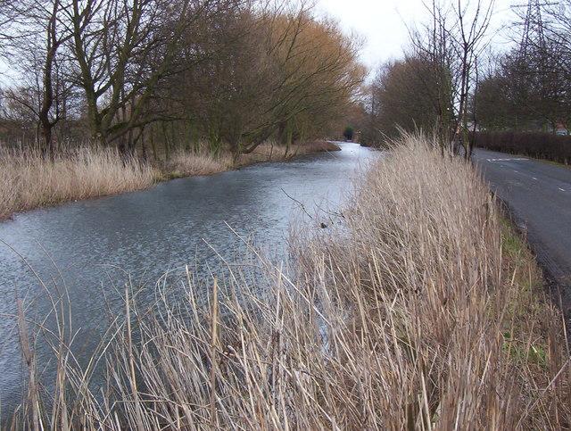 Runcorn and Latchford Canal