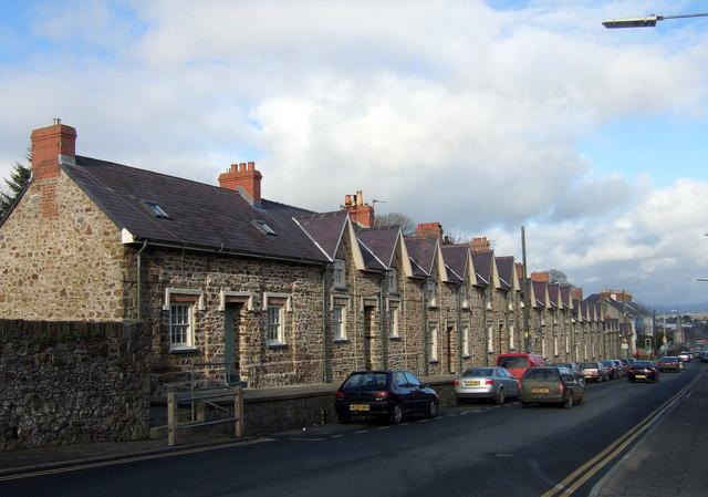Perrot's  Terrace, Barn Street