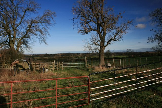Gates North of East Harlsey