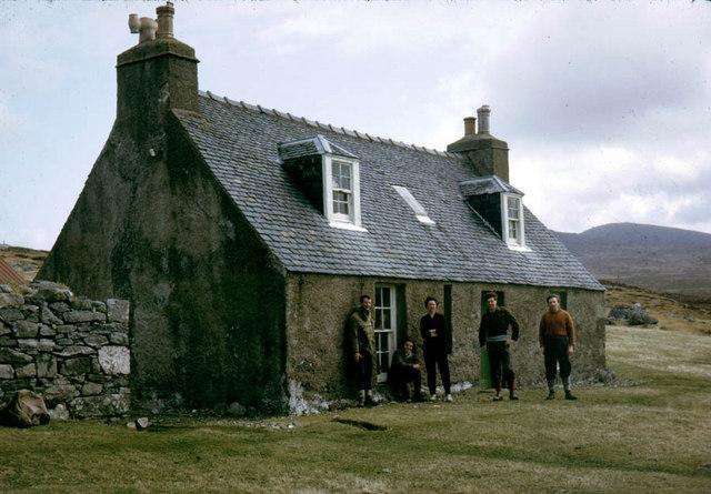 Kinresort Cottage - 1964
