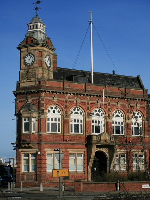 Old Town Hall, Thornaby