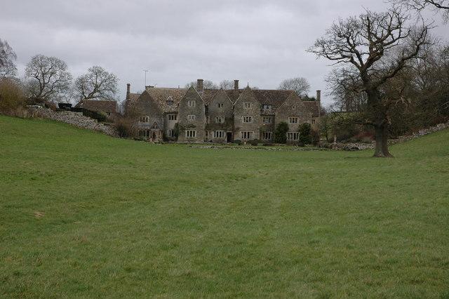 Hazleton Manor House