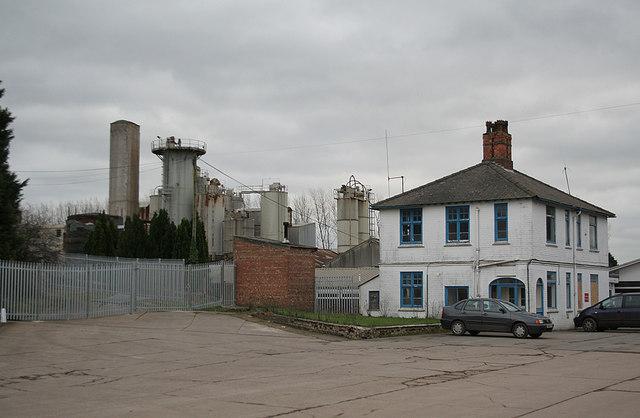 Barnstone Cement Works