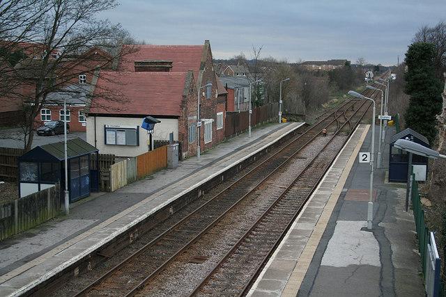 Bingham Railway Station