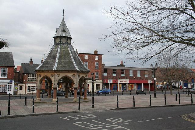 Bingham Market Square