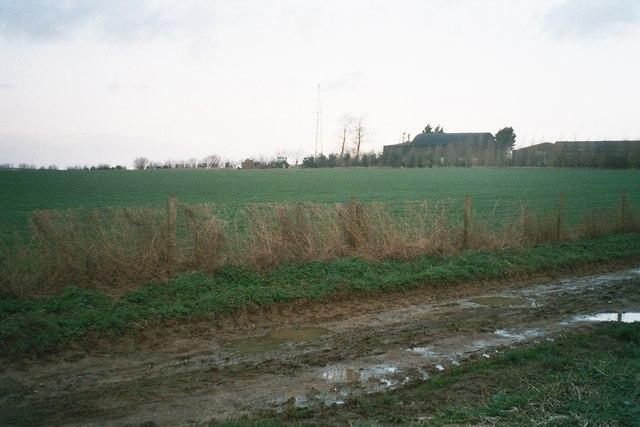Track, farm and mast
