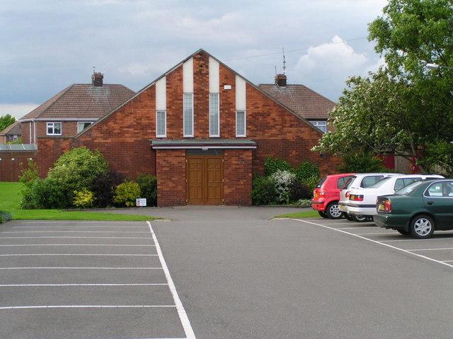 Grimsby Baptist Church