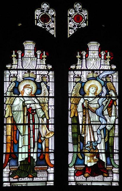 St Nicholas, Southfleet, Kent - Window