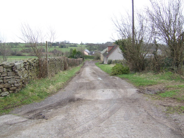 Road to Chapel Farm