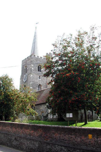 St Nicholas, Ash, Kent