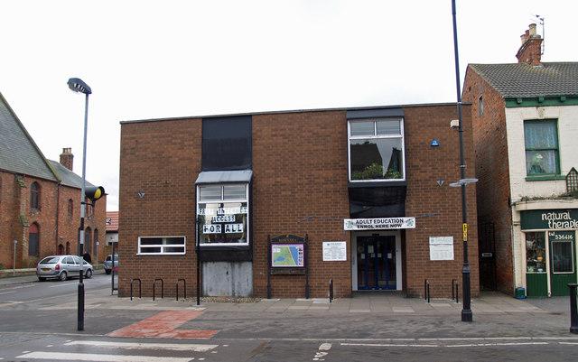 Hornsea Library