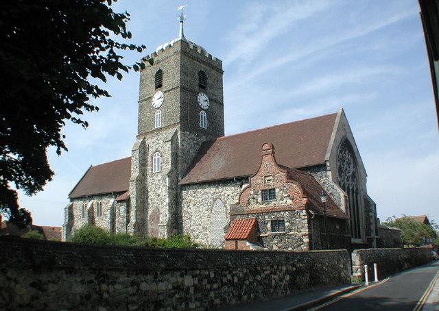 St Peter, Sandwich, Kent