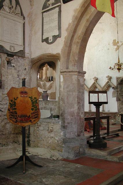St Peter, Sandwich, Kent - Interior