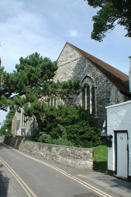 St Mary, Sandwich, Kent