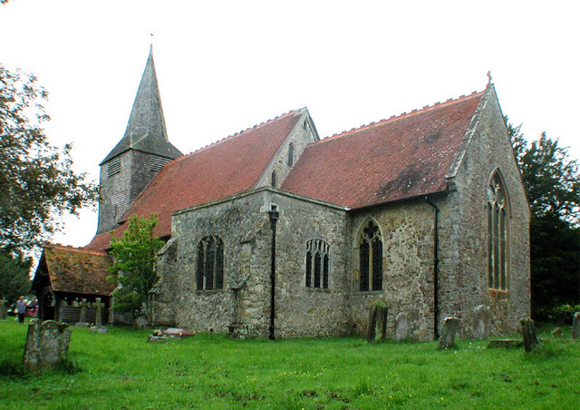 St Mary, High Halden, Kent