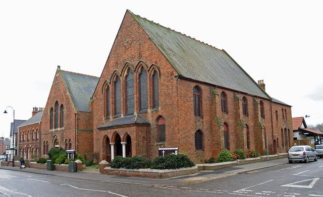 Hornsea Methodist Church