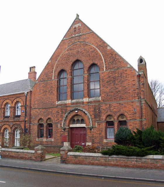 Hornsea Methodist Church Hall