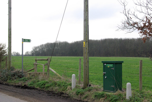Sign, Stile and Cubicle