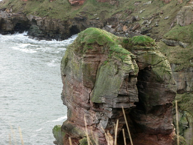 Needles Eye, North of Berwick-upon-Tweed