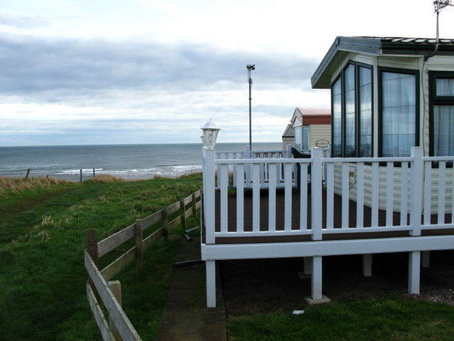Caravan Park at Shaper's Head, Berwick-upon-Tweed