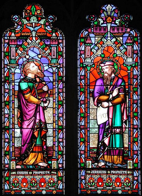 St Mildred, Tenterden, Kent - Window