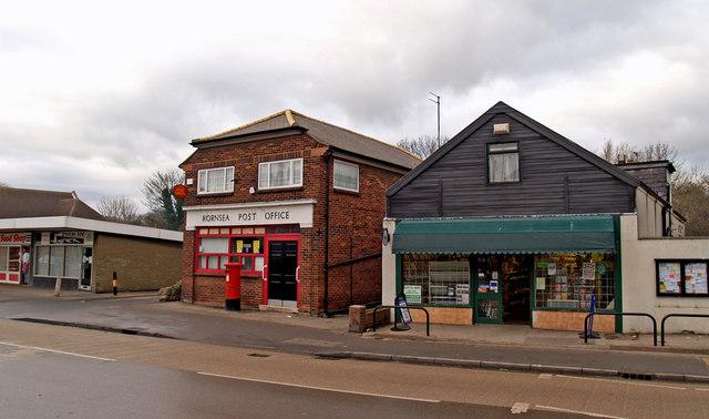 Hornsea Post Office