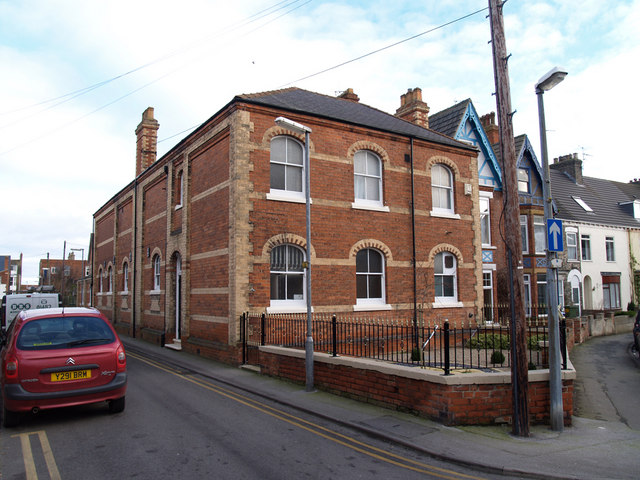 Masonic Hall, Hornsea