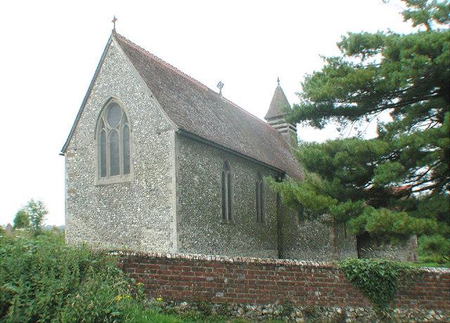 St Margaret, Hucking, Kent