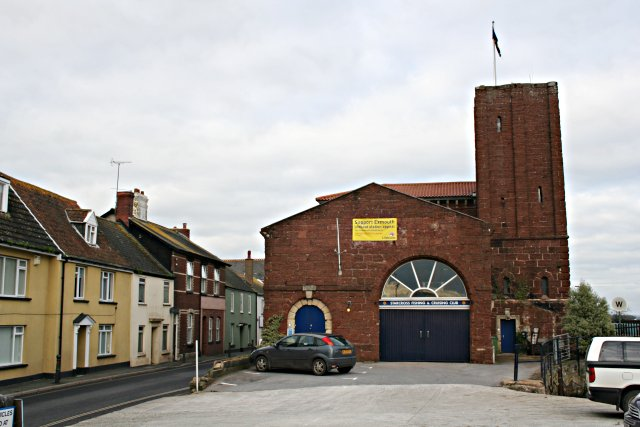 The Atmospheric Railway Pumping House, Starcross
