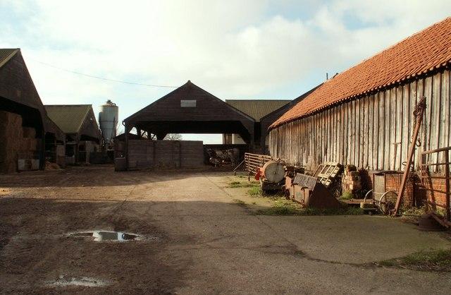 Westerfield Hall Farm