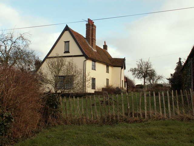 Farmhouse at Low Farm